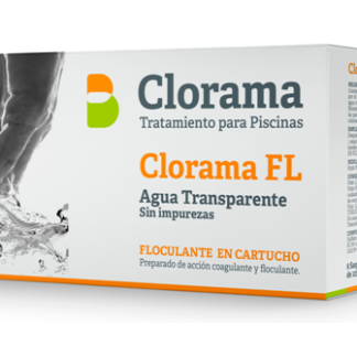 5329 Bote Clorama Floculante Cartucho 1k